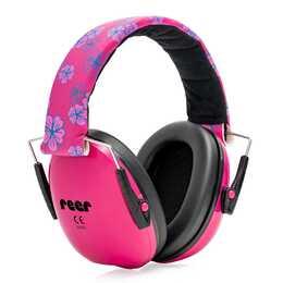 REER SilentGuard Coquilles anti-bruit (6 pezzo, Pink, Nero)