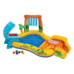 INTEX Baby- & Kinder-Planschbecken Dinosaur Play Center