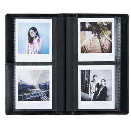 FUJIFILM SQUARE Fotoalbum (Schwarz, 130 mm x 205 mm)