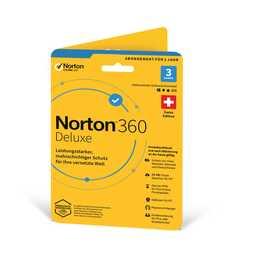 NORTON 360 Deluxe (Abbonamento, Tedesco)