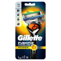 GILLETTE Fusion 5 PG Flexball Power