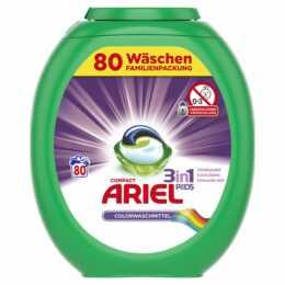 ARIEL Detergente per macchine Compact 3 in 1  (29.9 g, Tabs)