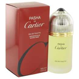 CARTIER Pasha deCartier Eau de Toilette (100 ml)