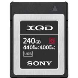 SONY Memory Stick QD-G240F (240 GB, 440 MB/s)