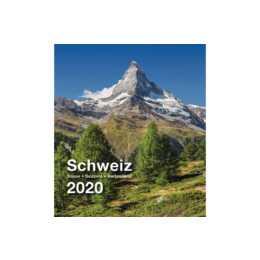 PHOTOGLOB Postkartenkalender Schweiz