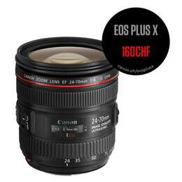 CANON EF 24-70 mm f/4.0L IS USM