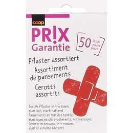 COOP QUALITÉ & PRIX assorted Sparadrap (50 pièce)