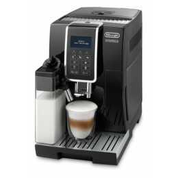 DELONGHI Dinamica Ecam 350.55.B (Schwarz, 1.8 l, Kaffeevollautomat)