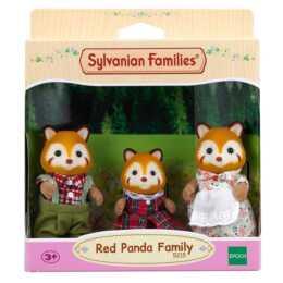 SYLVANIAN FAMILIES Panda Rosso Family