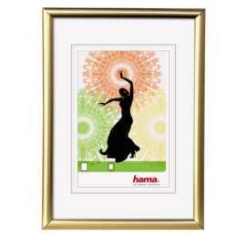 "HAMA ""Madrid"", Gold, 50 x 70 cm"