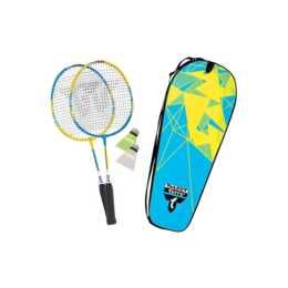 TALBOT TORRO 2-Attacker Junior (Badmintonset ohne Netz)
