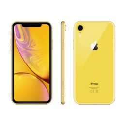 APPLE iPhone XR (64.0 GB, 6.1 inch, 12.0 MP, Gelb)