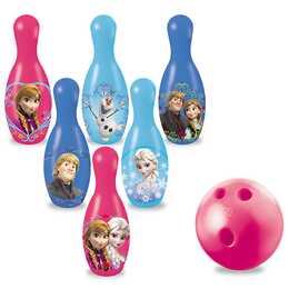 MONDO Frozen Bowling Set