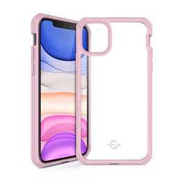 ITSKINS Backcover TPU (iPhone 11, Rosa, Transparente)