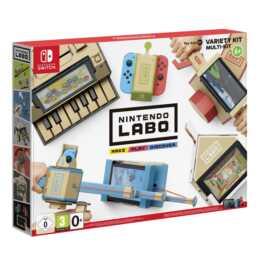 Nintendo Labo: Toy-Con 01 (Tedesco, Francese, Italiano)
