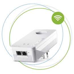 DEVOLO Magic 1 WiFi Erweiterung 2-1-1 (1200 MB/s)