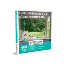 SMARTBOX Erholungsurlaub & Spa