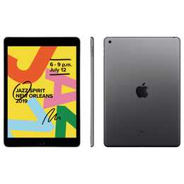 "APPLE iPad WiFi, 10.2"", 128 GB, Space Grau (2019)"