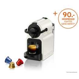 KRUPS XN1001CH Inissia (Nespresso, Bianco)