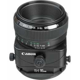 CANON TS-E 90 mm f/2,8