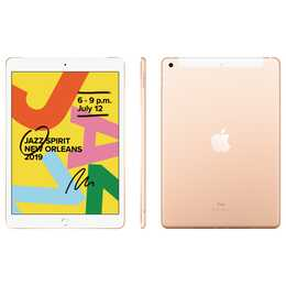 "APPLE iPad WiFi + LTE, 10.2"", 128 GB, Gold (2019)"