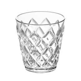 KOZIOL Verre à eau Crystal S (2 dl, 1 Pièce)