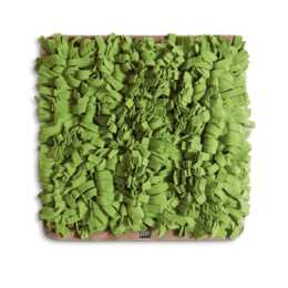 KNAUDER'S BEST Sniffer Sniffer prato giocattolo, verde, marrone