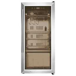 CASO Dry Aged Cooler (Acier inox, Droite)