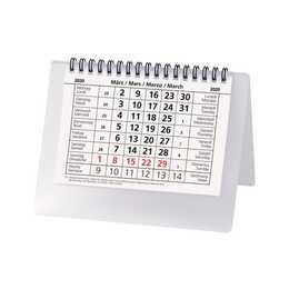 BIELLA Tischkalender 2020