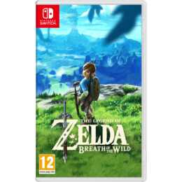 The Legend of Zelda Breath of the Wild (DE)