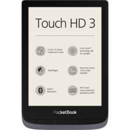POCKETBOOK Touch HD 3 E-Book Reader, 6 Zoll