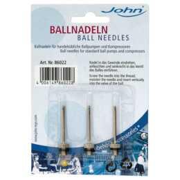JOHN Ballnadeln (3 Stück)