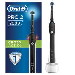 ORAL-B PRO 2 2000 (Akkubetrieb)