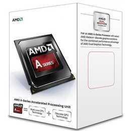 AMD A4-7300 (FM2+, 3.8 GHz)