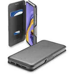 CELLULAR LINE Flipcover Wallet (Galaxy A51, Noir)