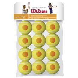 WILSON Tennisbälle Starter
