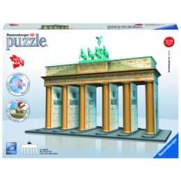 RAVENSBURGER Brandenburger Tor 3D Vision Puzzle