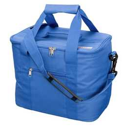 INTERDISCOUNT Kühltasche Blue