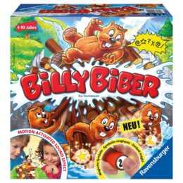 RAVENSBURGER Billy Biber Kinderspiel