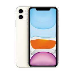 """APPLE iPhone 11 (6.1"""", 128 GB, 12 MP, Weiss)"""