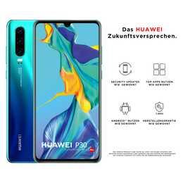 "HUAWEI P30 (6.1"", 128 GB, 40 MP, Aurora)"
