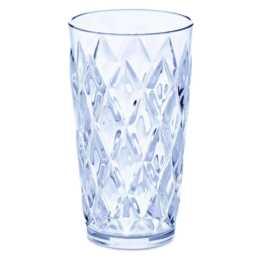 KOZIOL Verre à eau Crystal L (0.45 l, 1 Pièce)