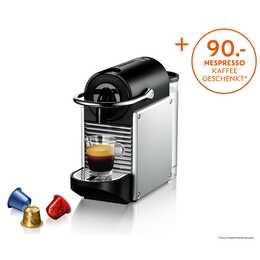 DELONGHI Pixie EN124.S (Nespresso, Alluminio)