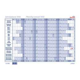 BEREC Calendario anno 2020 (A5)