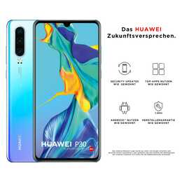 "HUAWEI P30  (6.1"", 128 GB, 40 MP, Breathing Crystal)"