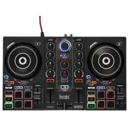 HERCULES DJ INPULSE 200 (Schwarz)