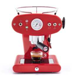 AMICI X1 Ground Machine en poudre, Rouge