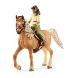 SCHLEICH Pferde Sarah & Mystery & Araber