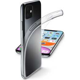 CELLULAR LINE Backcover Fine (iPhone 11 Pro, Transparente)