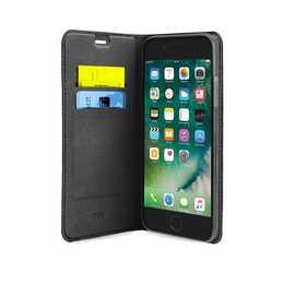 SBS Flipcover Wallet Lite (iPhone 8, iPhone 7, iPhone 6s, iPhone 6, Noir)